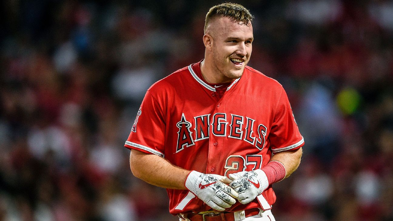 Five Reasons 430m Man Mike Trout Can Win A World Series With Angels