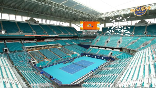 Picassos, DJs and a football stadium: Inside the new Miami Open