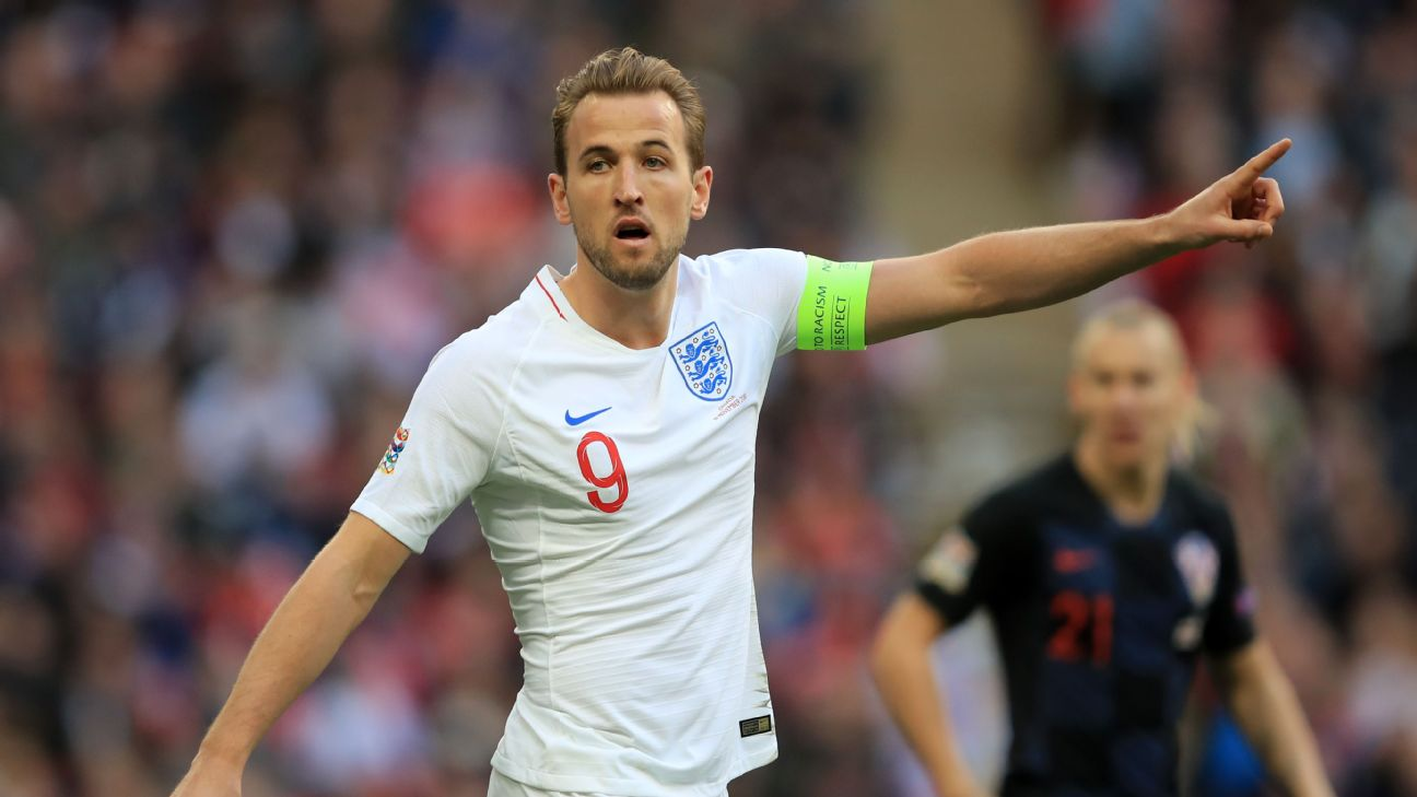 England captain Harry Kane is eyeing the UEFA Nations League trophy and says the achievement would trump last summer's World Cup run.