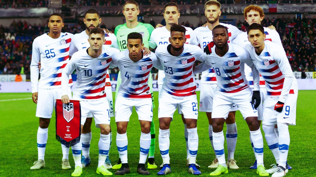 USMNT Big Board: Who starts if World Cup began today?