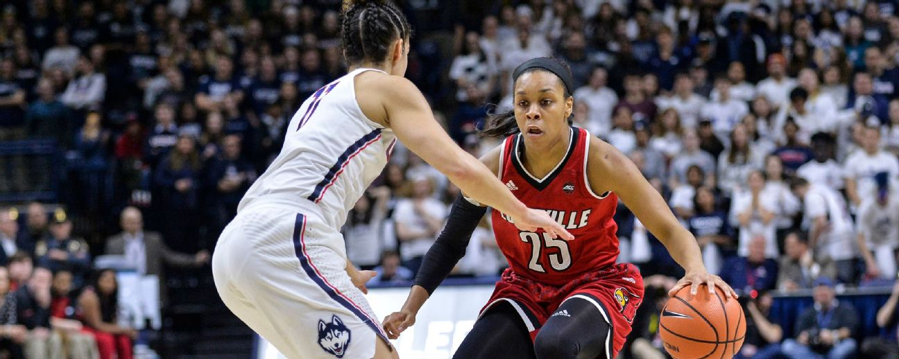 Are UConn and Louisville on a collision course in Albany?
