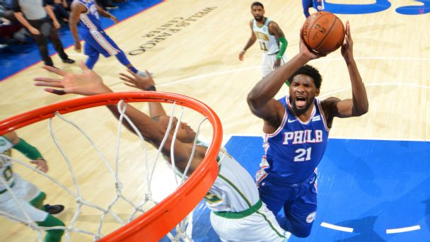 'We got some true talent in the starting lineup': Philly's five reasons to believe