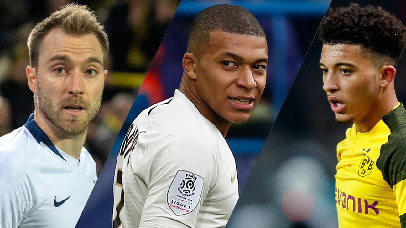 Way Too Early Look At Next Season Real Madrid Land Mbappe