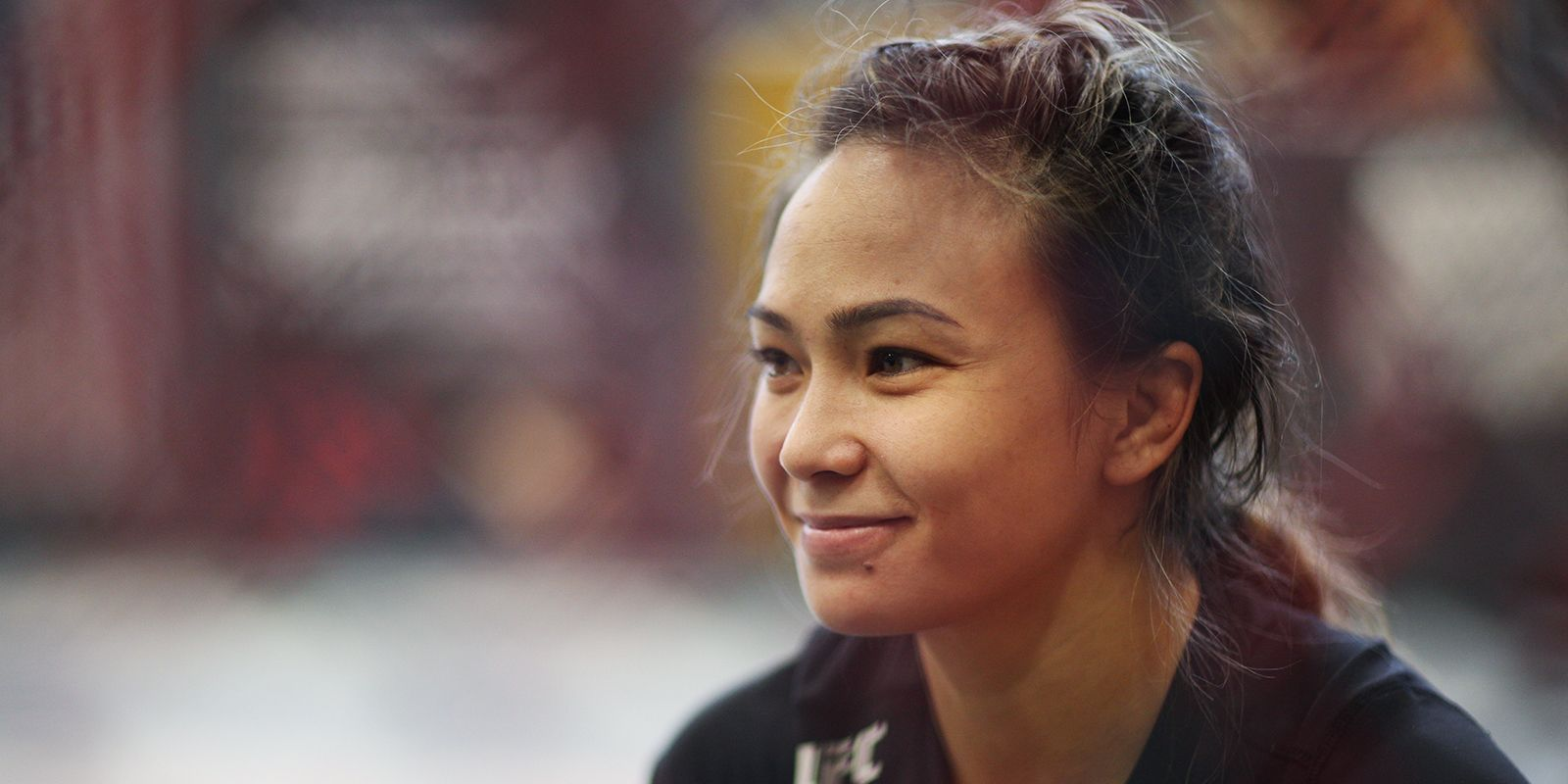 Michelle Waterson Is Fighting To Support Her Daughter Michelle waterson and husband joshua gomez impressed at the amalie arena. michelle waterson is fighting to
