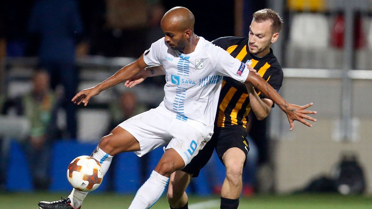 NYCFC sign Brazilian striker Heber from Croatian club HNK Rijeka