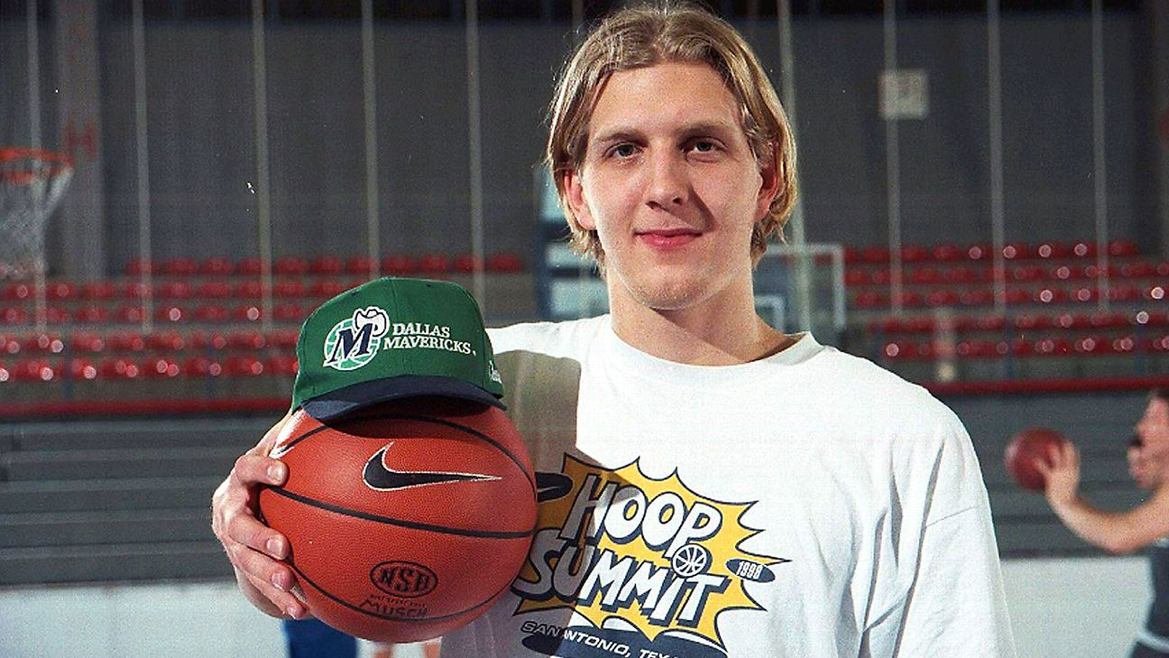 nuovo stile fashion design ricco e magnifico They couldn't stop him' - The oral history of Dirk Nowitzki's 1998 ...