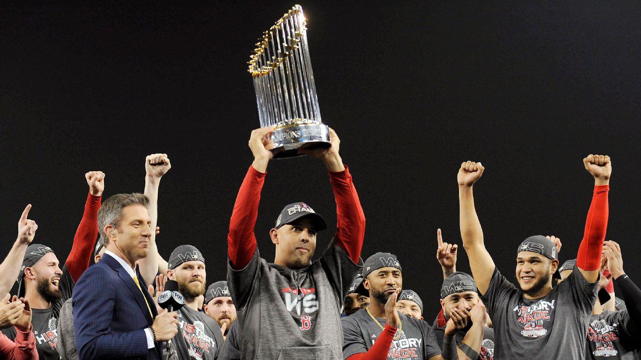 2019 MLB expert predictions -- Division picks, playoff field