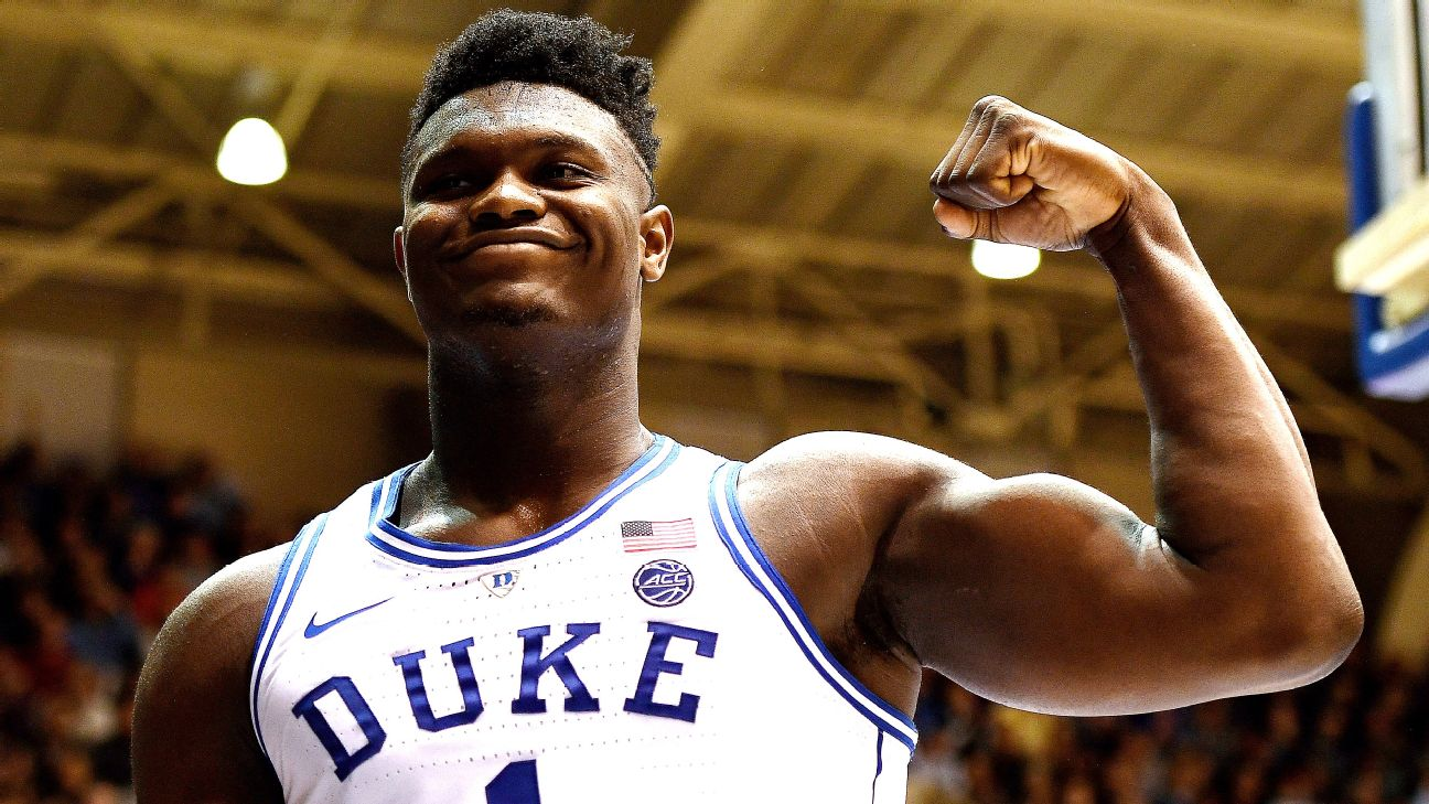 b1d22e252ec Zion Williamson is about to get paid