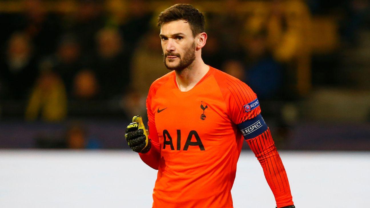Tottenham Hotspur's Hugo Lloris