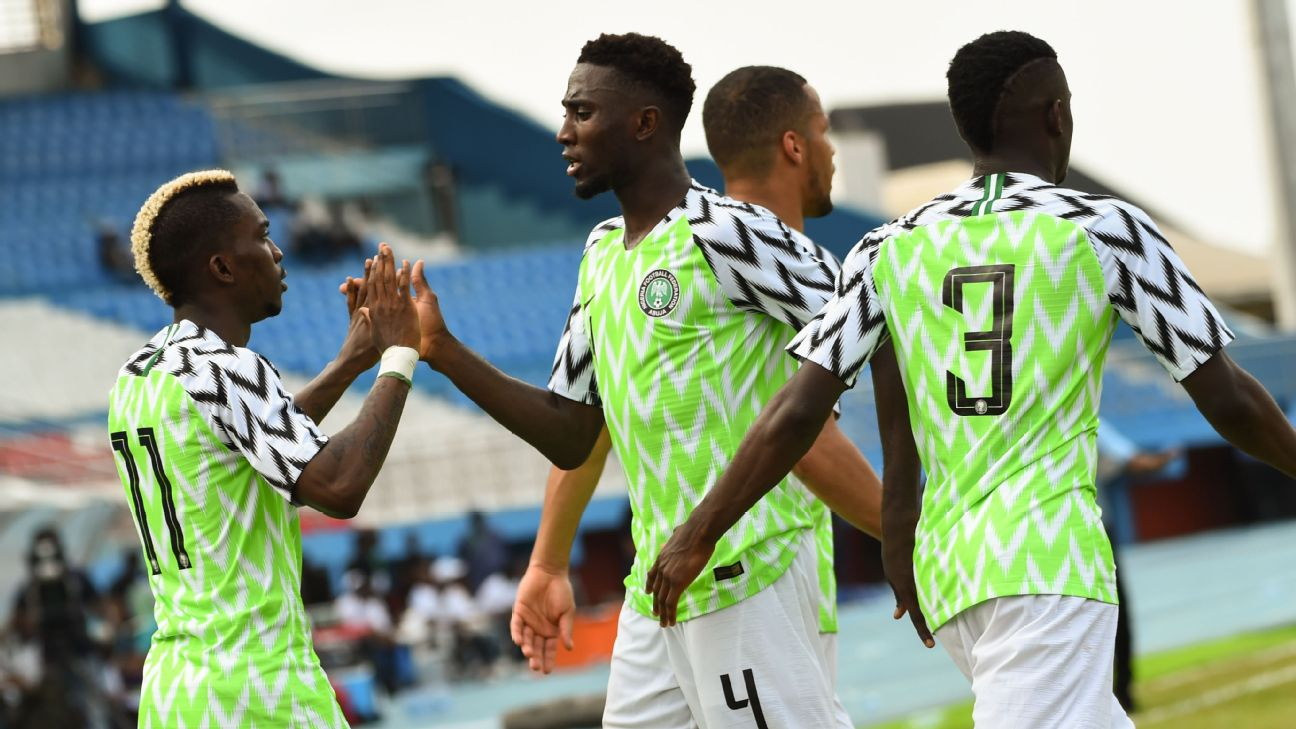 Nigeria's win was more a relief than a celebration.