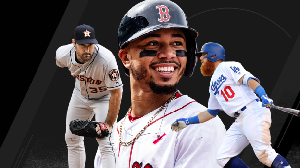 550f03e6209 MLB Opening Day Power Rankings  Who is No. 1