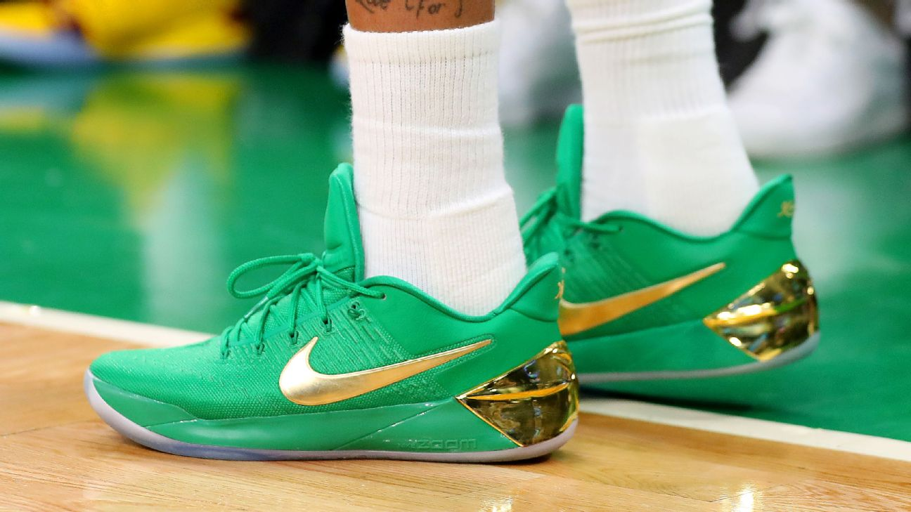 b661d7a0a5b6 Which player had the best sneakers of Week 23 in the NBA