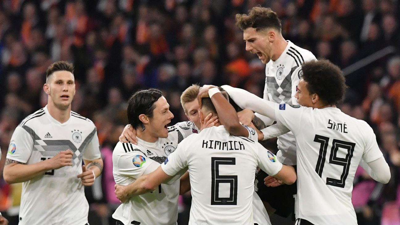 Germany's new generation impresses, takes first meaningful steps in program's rebuild 5