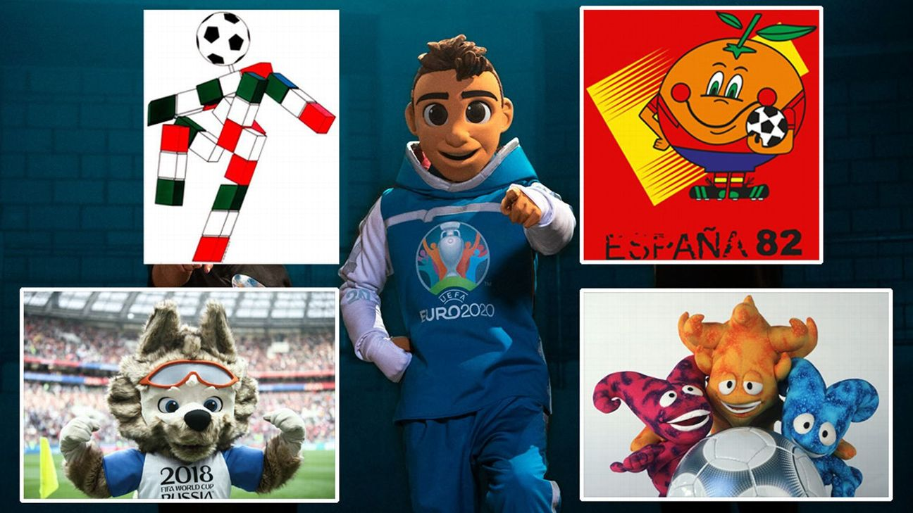 UEFA unveil Euro 2020 mascot Skillzy: Is it among 5 best or worst of past tournaments? 2