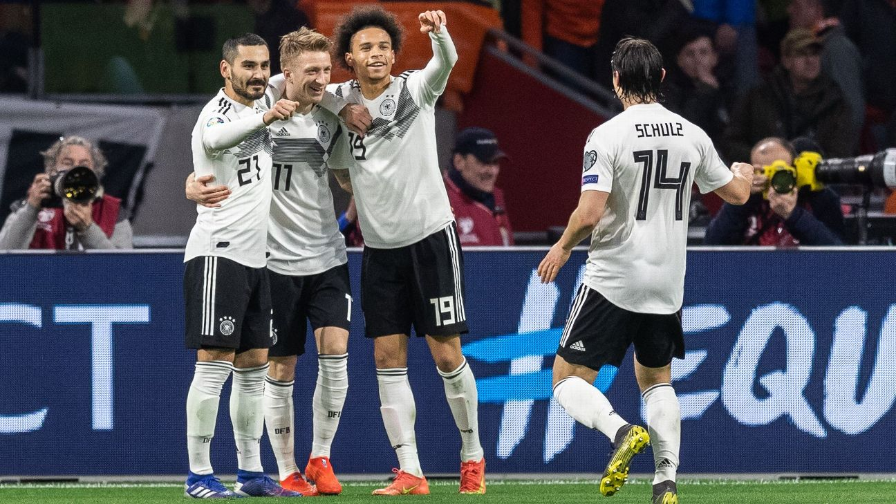 Germany's bold moves pay off vs. the Dutch Spain still a work in progress 2