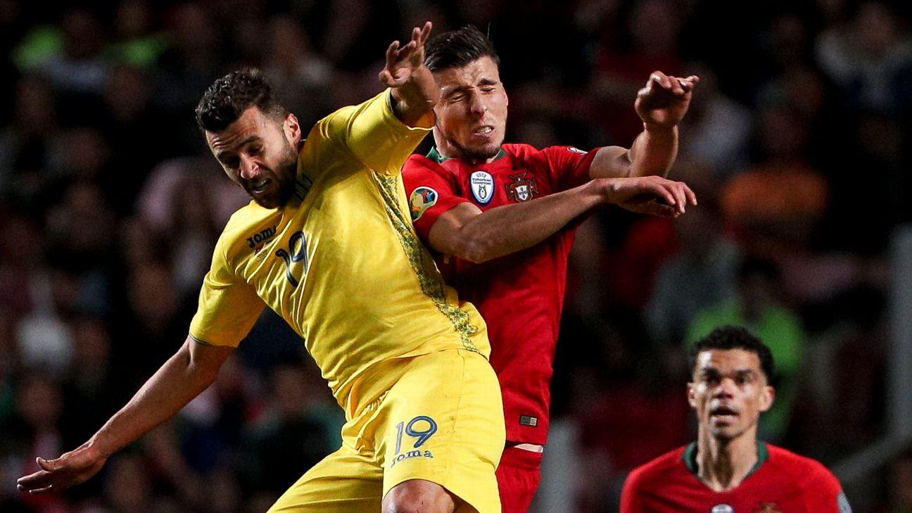 UEFA Selidiki Legalitas Bintang Naturalisasi Tim nasional Ukraina