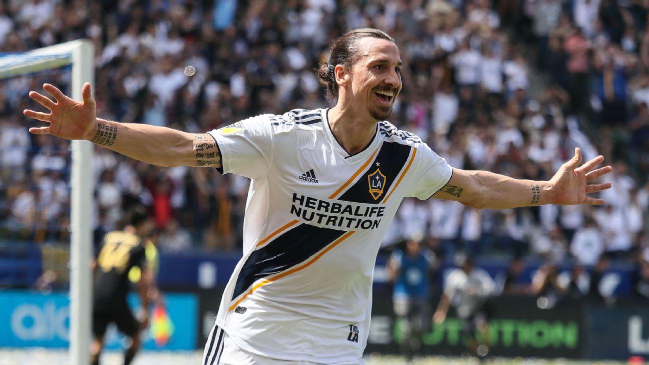 MLS W2W4: Zlatan's Galaxy look to stay hot; Minnesota opens sparkling Allianz Field