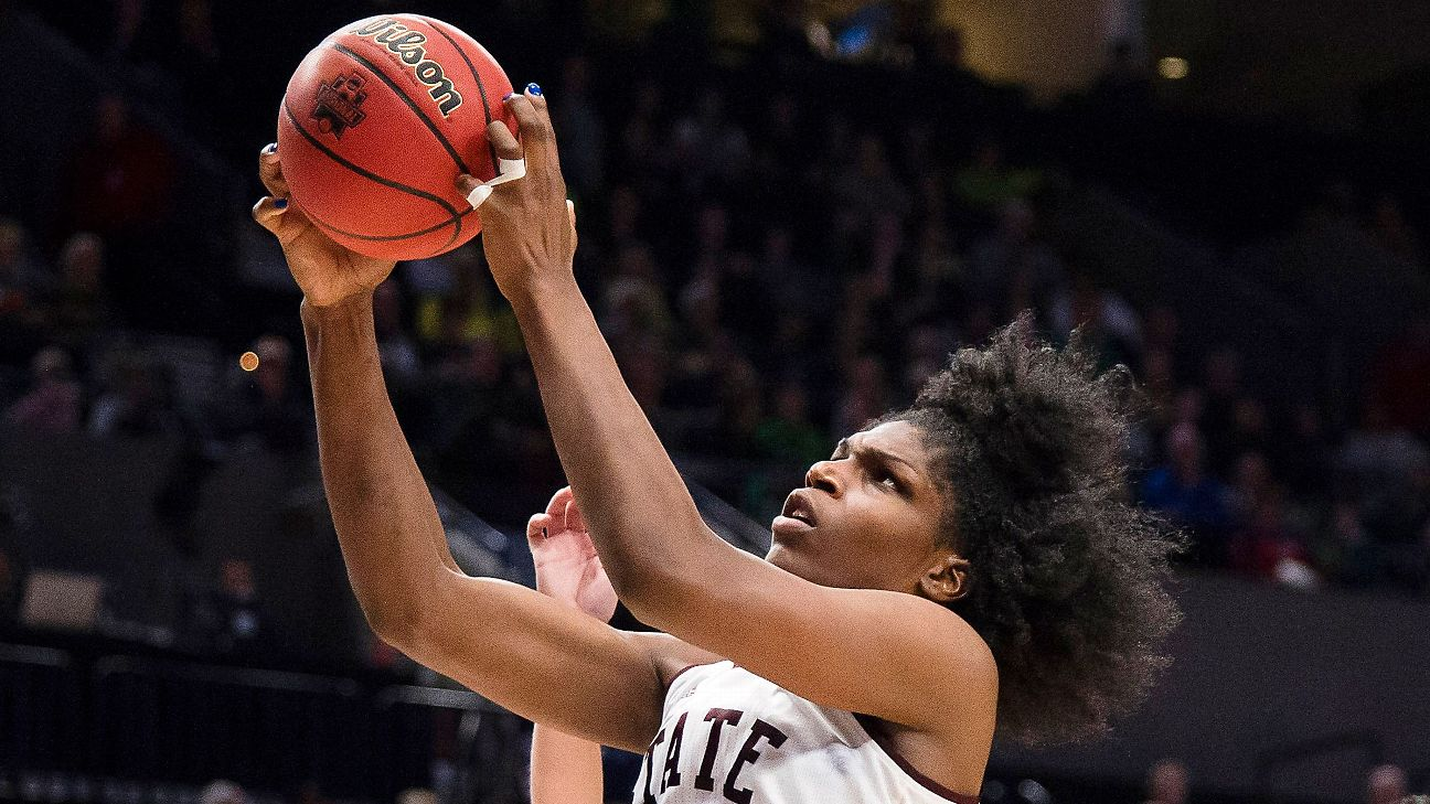 Best of Friday's women's Sweet 16 games: Half of Elite Eight set
