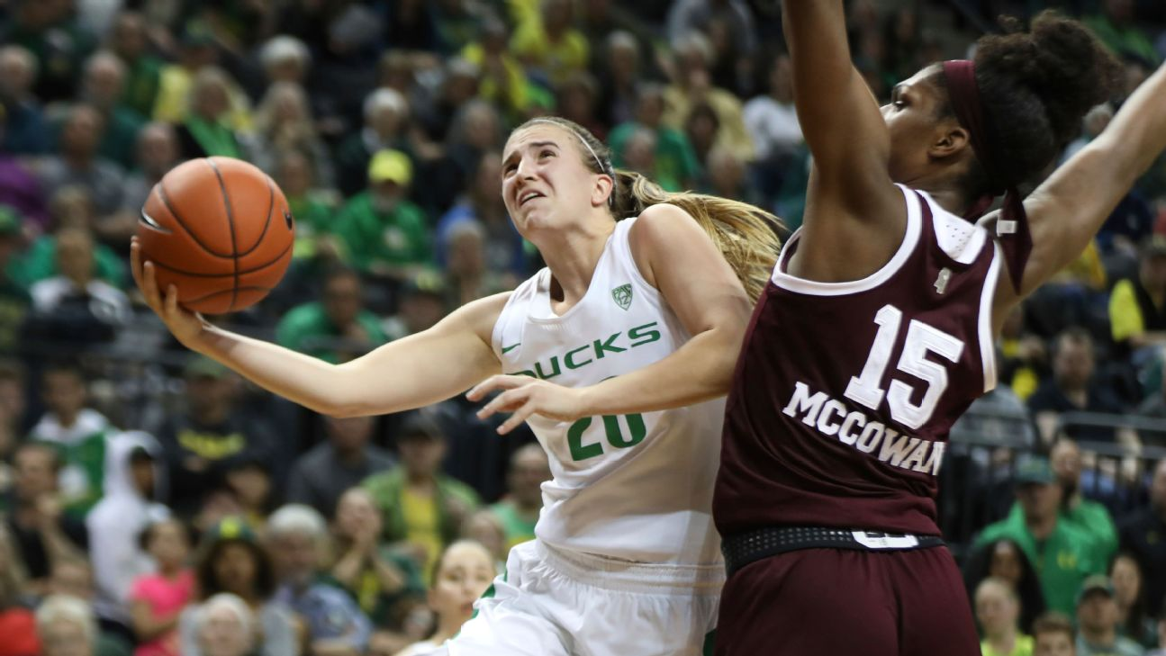 Women's Elite Eight: Mississippi State, Oregon ready for rematch