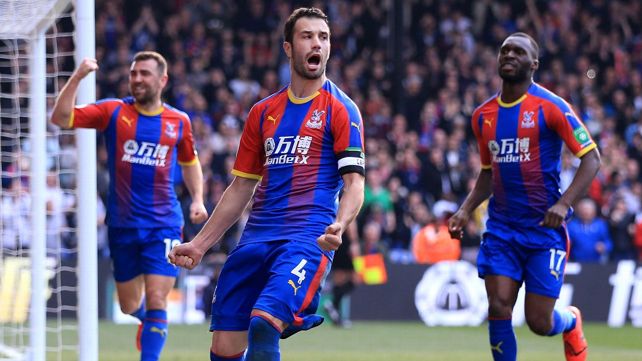 Crystal Palace vs. Huddersfield Town - Football Match Report - March 30, 2019 2