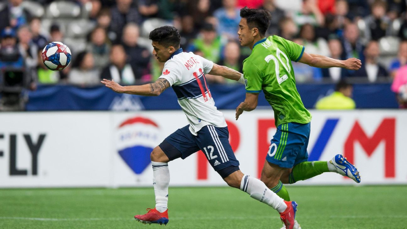 Sounders Sounders settle for draw with Vancouver Whitecaps to remain unbeaten