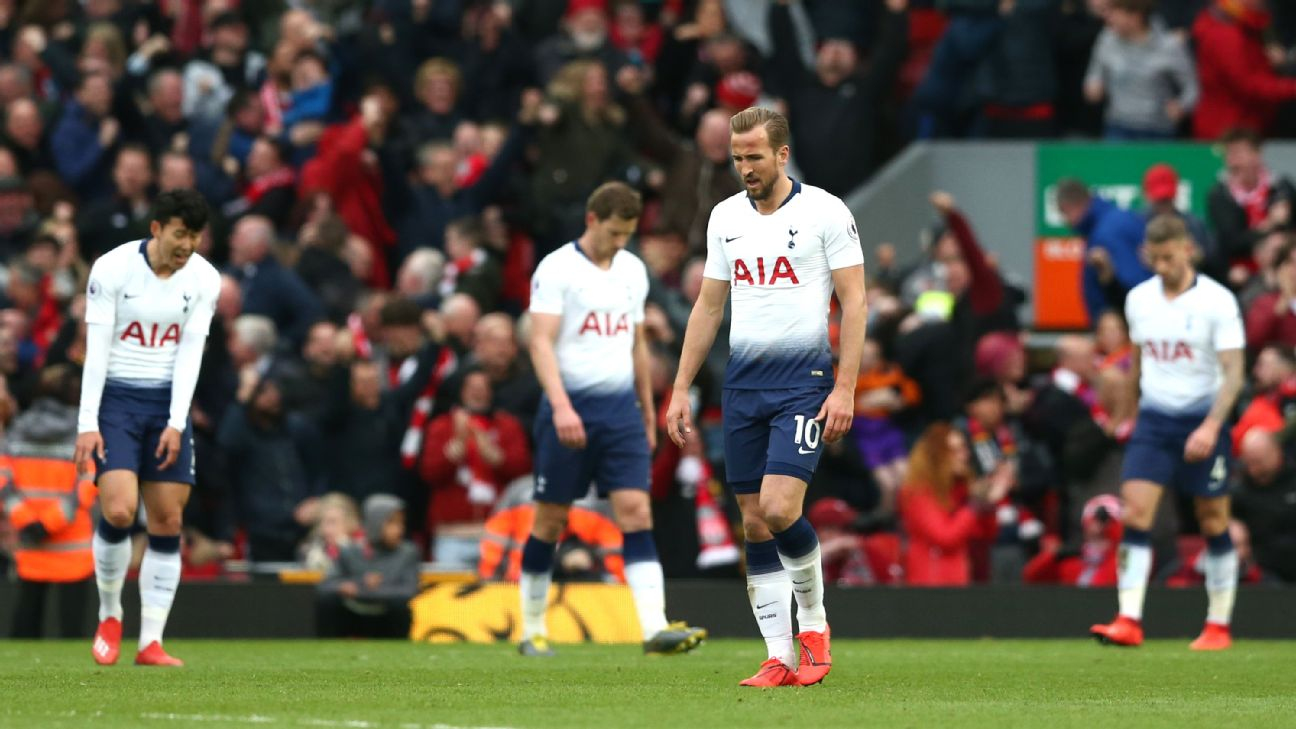 Pochettino: Spurs are 'heroes' despite loss but result shows 'reality' 8