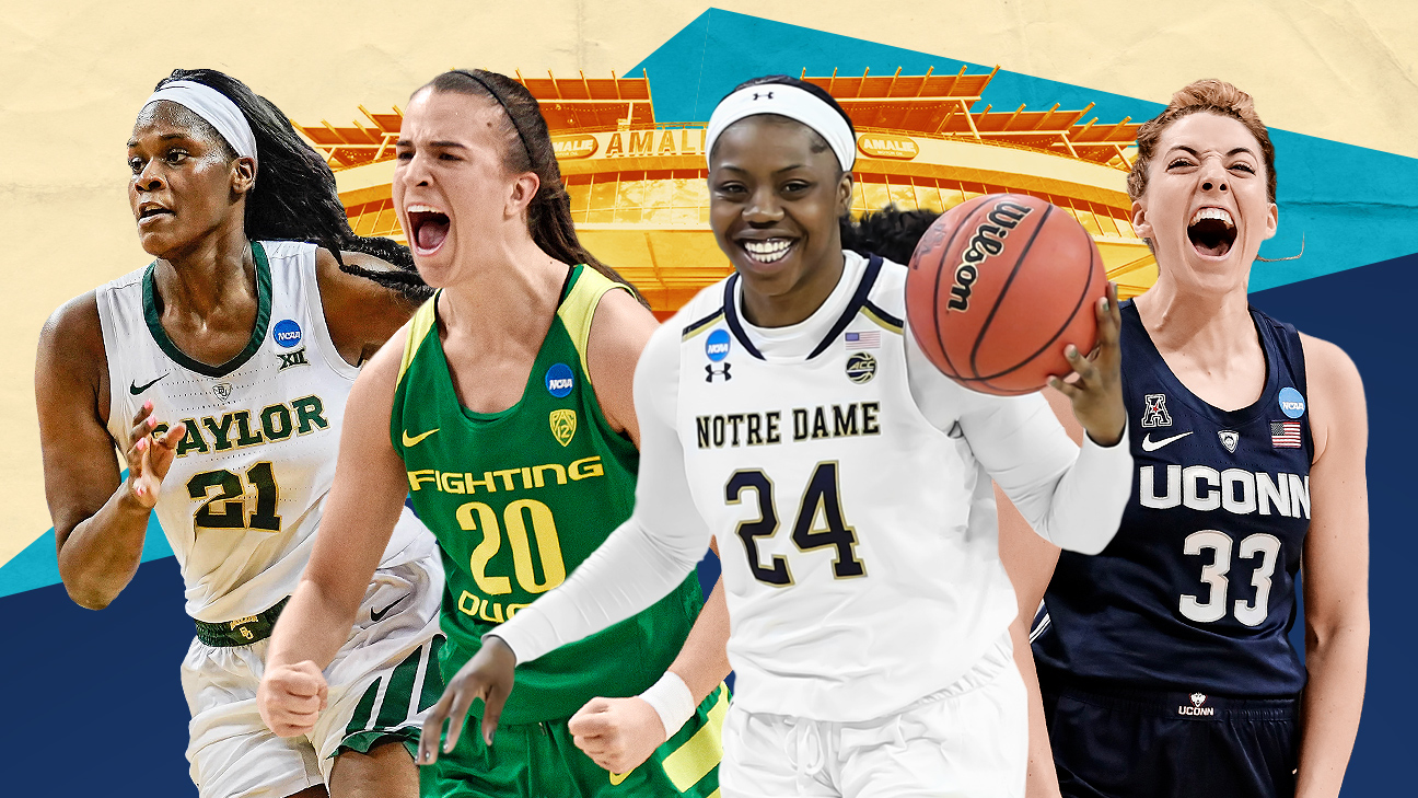 Women's Final Four primer -- What to watch for in Baylor-Oregon and