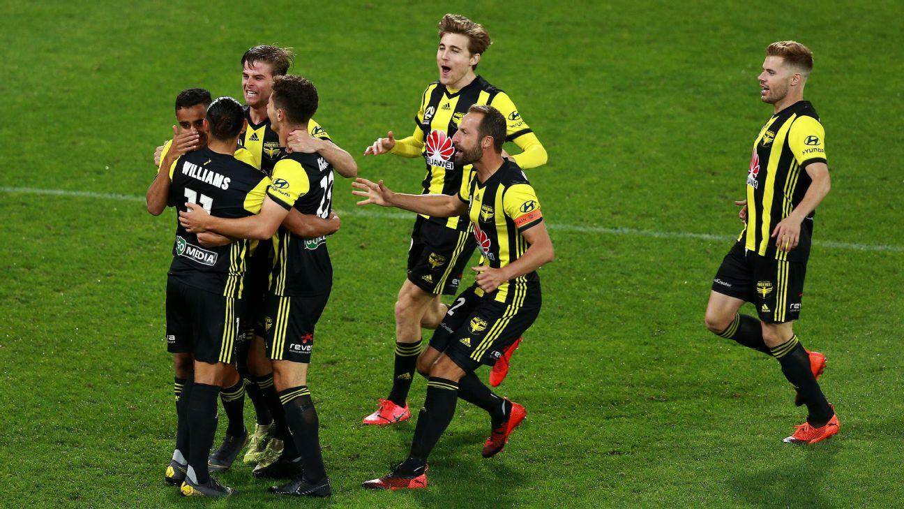 Wellington Phoenix labelled A-League's best team to watch 2
