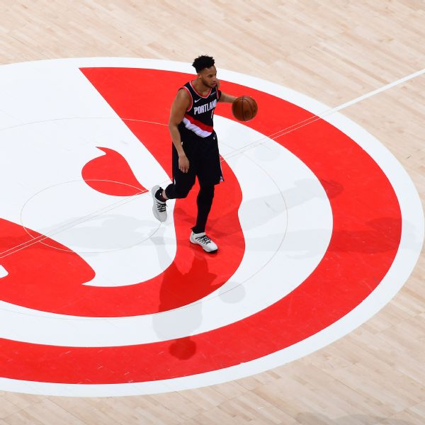 Trail Blazers trade Turner to Hawks for Bazemore