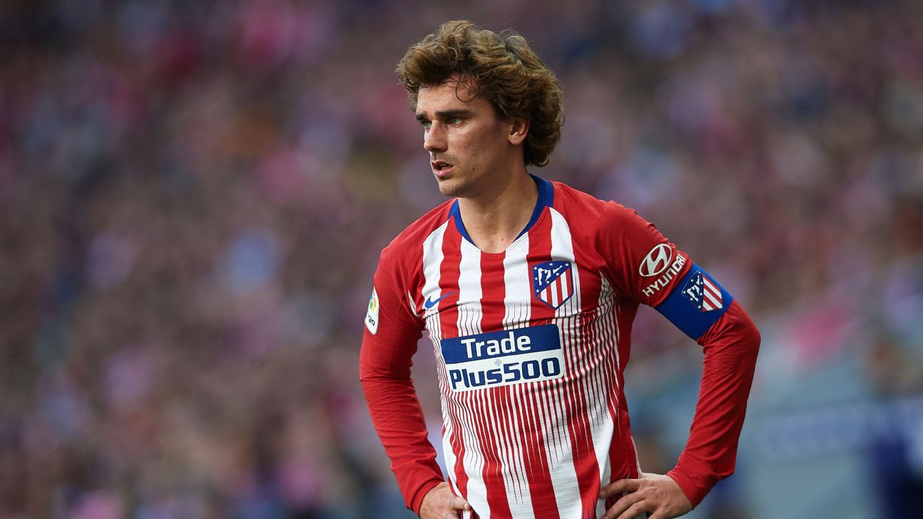 Antoine Griezmann faces a new decision this summer.