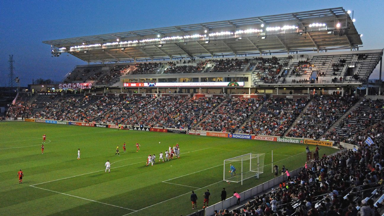 Sources: Chicago Fire mull name change, return to Soldier Field