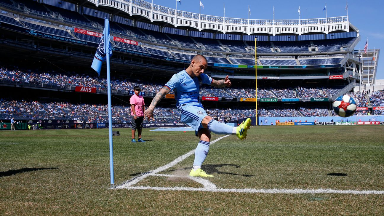 New York City FC vs. Montreal Impact - Football Match Report - April 6, 2019 2