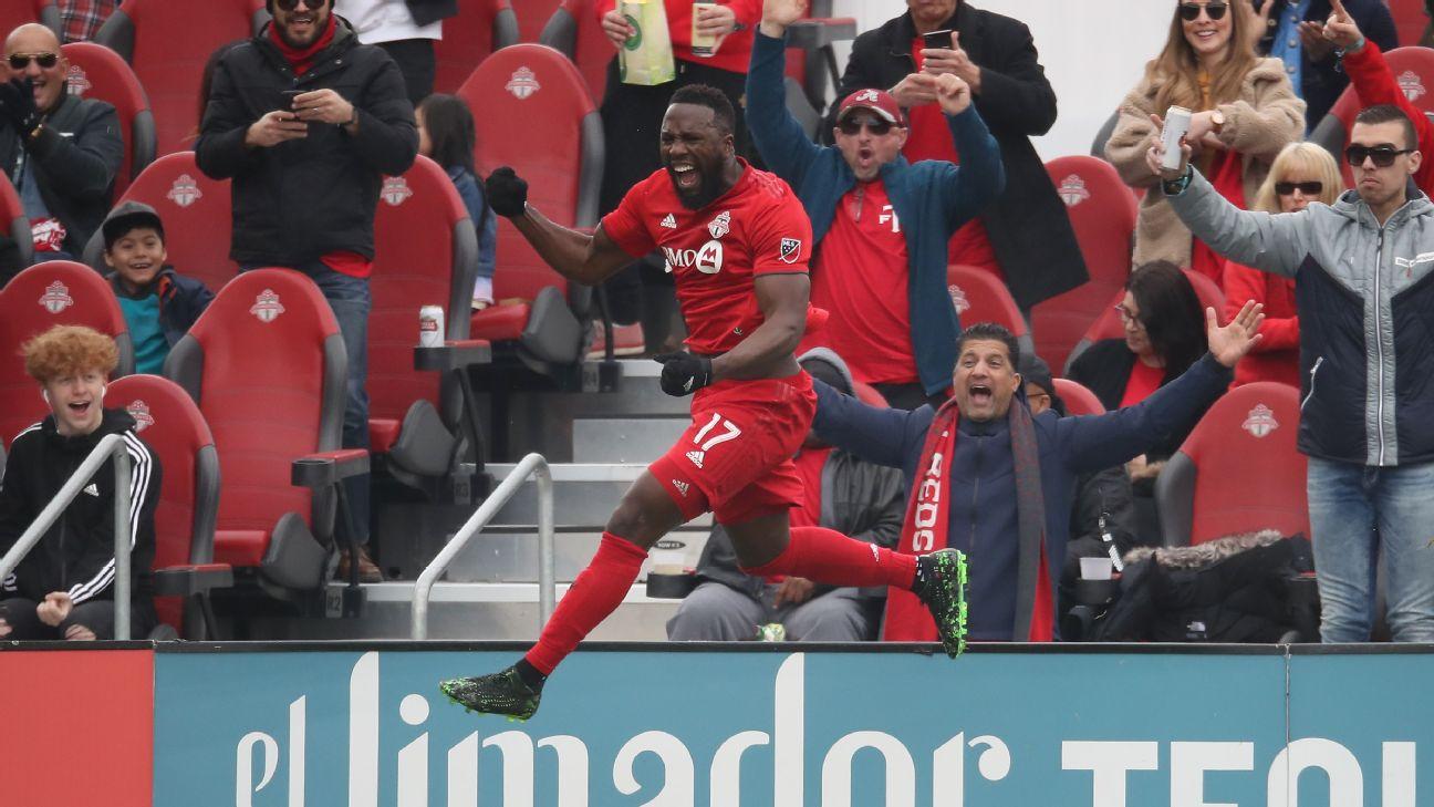 Osorio's goal helps Toronto FC draw vs. Chicago Fire