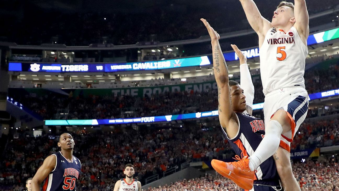 The foul call that will forever overshadow the Virginia