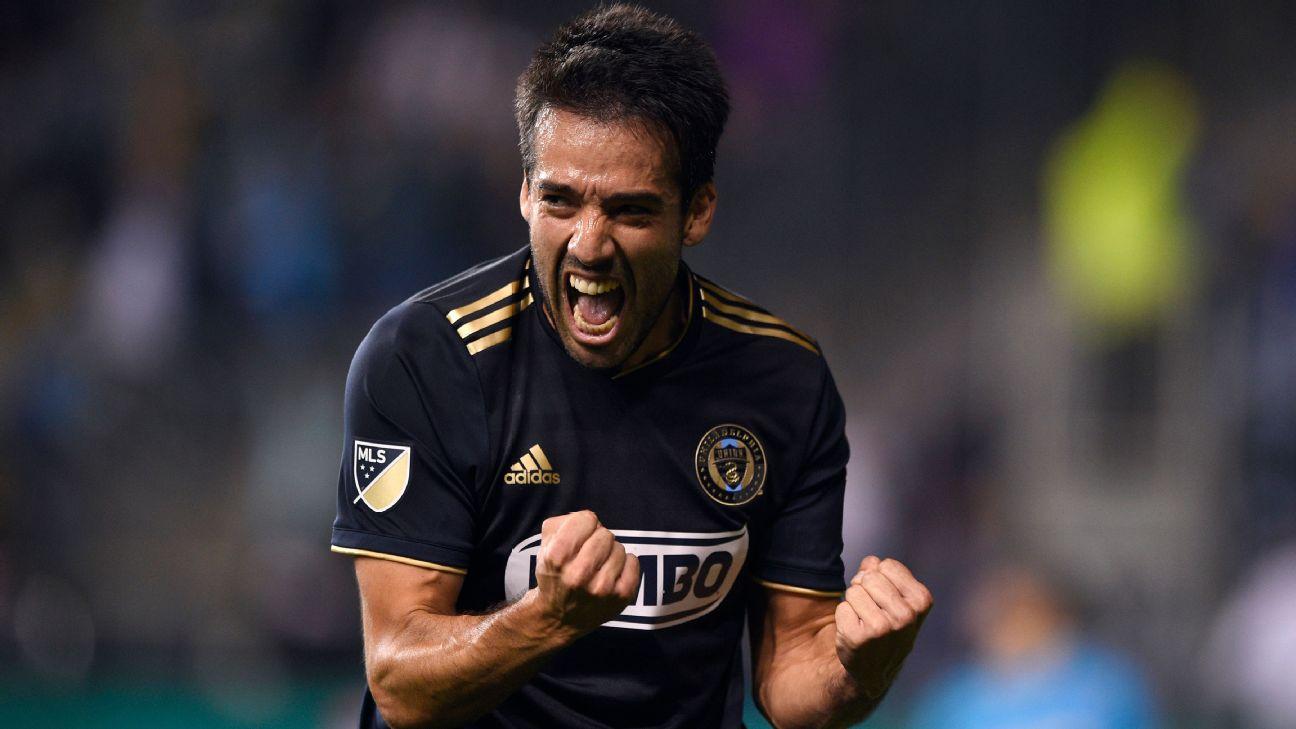 Philadelphia Union top FC Dallas on Alejandro Bedoya's stoppage-time goal