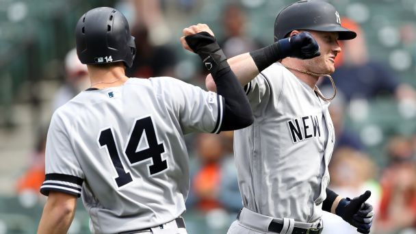 91e98a4b53d Bring on the reinforcements  These Yankees must step up for the Injured 11
