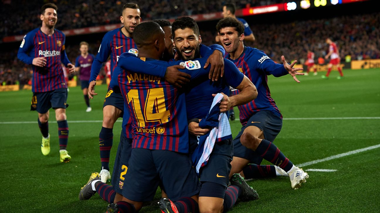b2b6805b7e30 Barcelona end Atletico s title hopes in style
