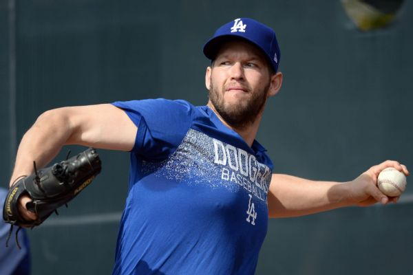 32964e05a Dodgers  Kershaw to make first start Monday