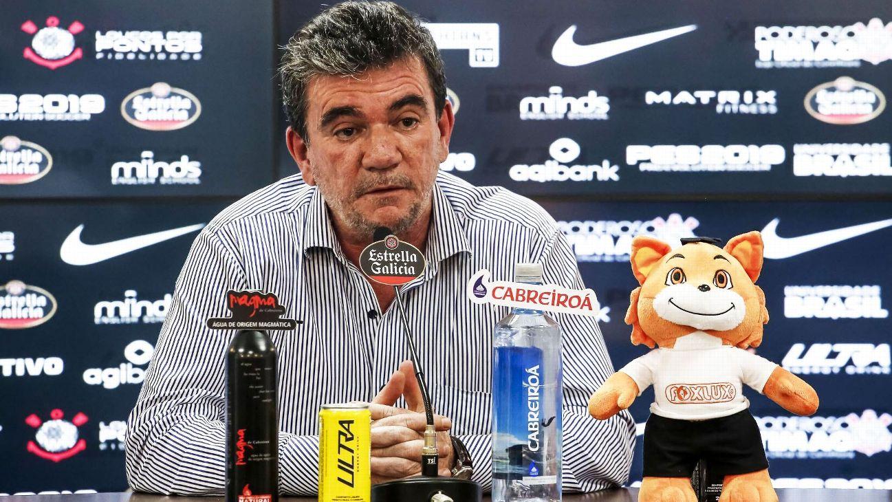 Resultado de imagem para Corinthians: Andrés confirma a conselheiros acordo para reduzir dívida da Arena