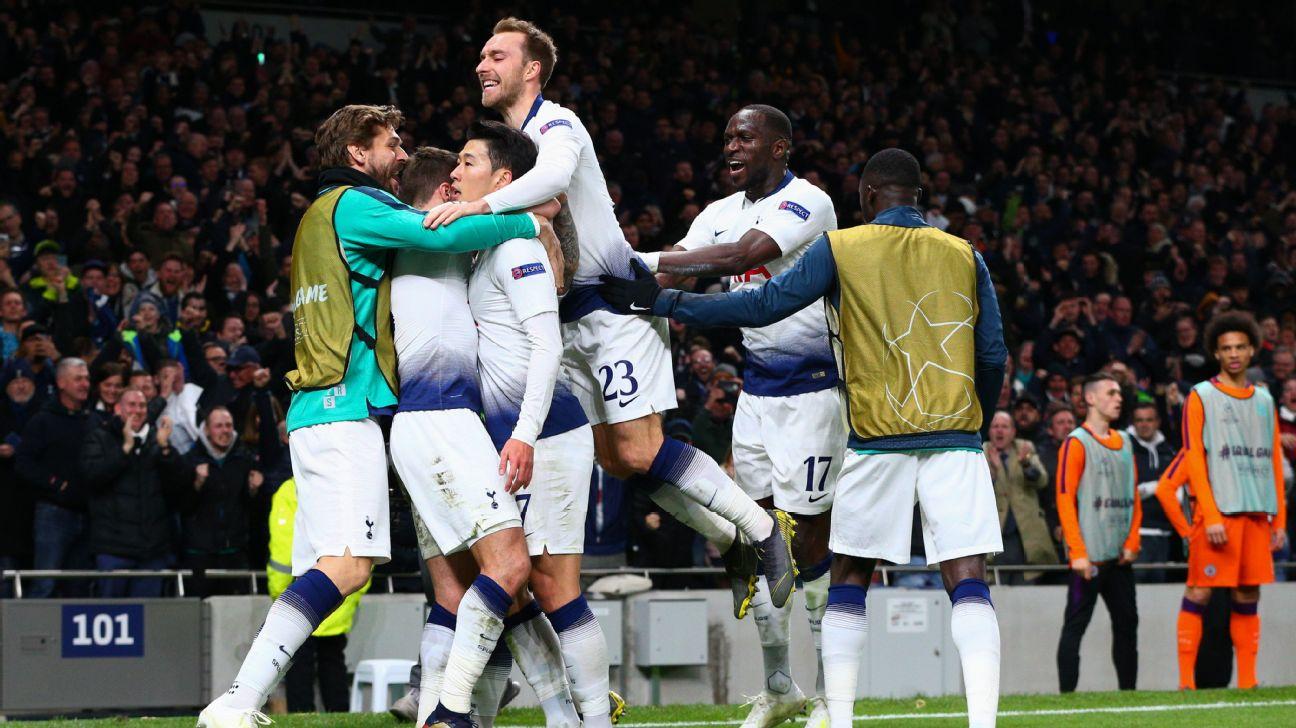 Bonus Besar Menunggu Bintang Tottenham Hotspur Apabila Jawara Liga Champions