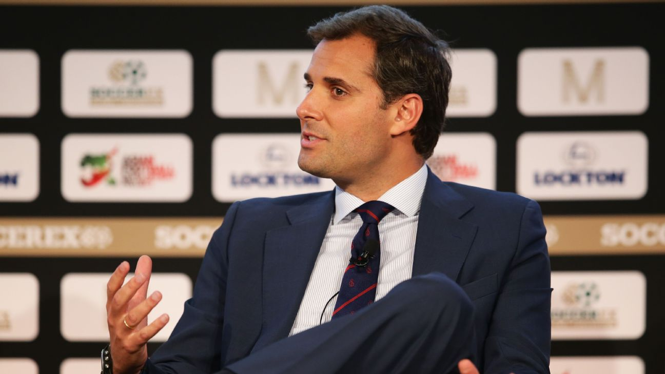 Sevilla chief marketing officer Ramon Loarte believes a La Liga match will be held in the U.S. soon.