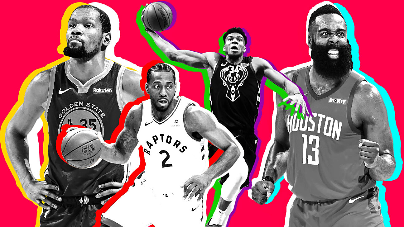 d2fd183a7c1e Everything to know for the opening round of the 2019 NBA playoffs ...