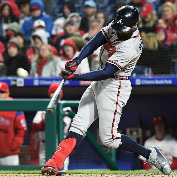 Nick Markakis Stats, News, Pictures, Bio, Videos - Atlanta Braves - ESPN