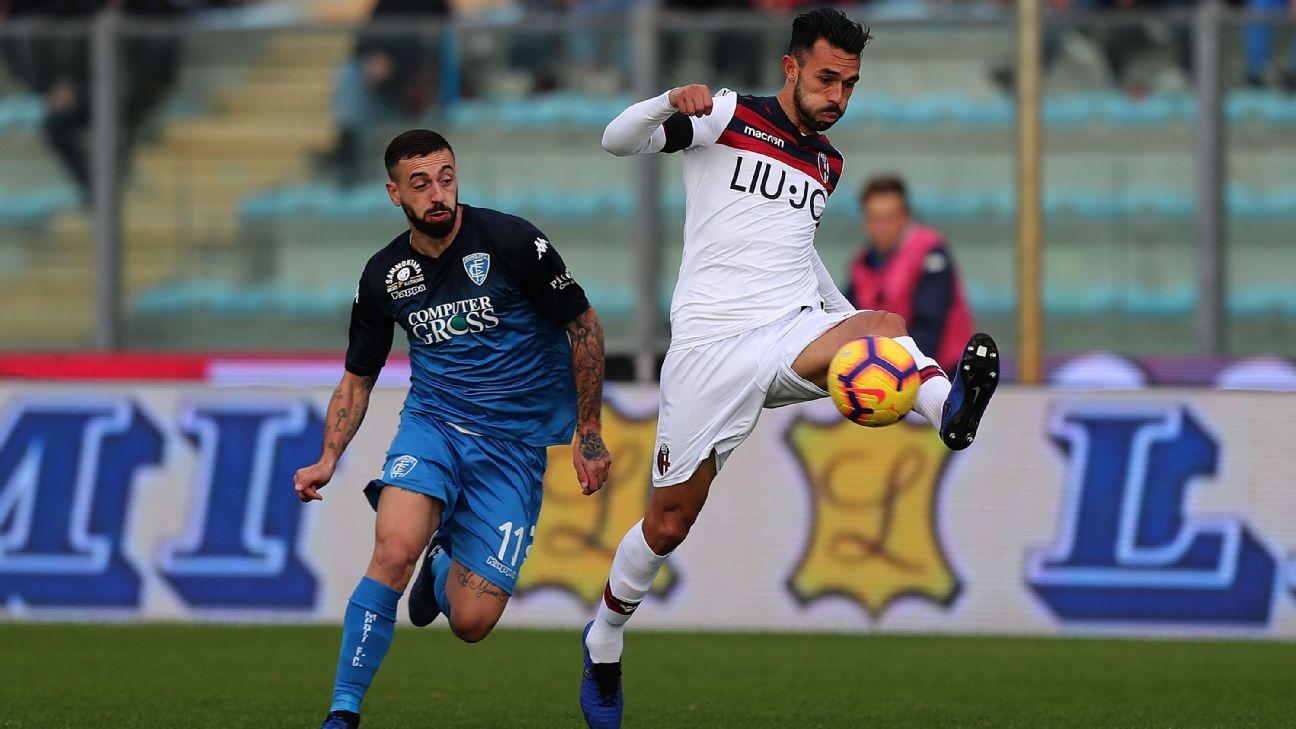 LA Galaxy set to acquire Costa Rica international Gonzalez from Bologna - sources