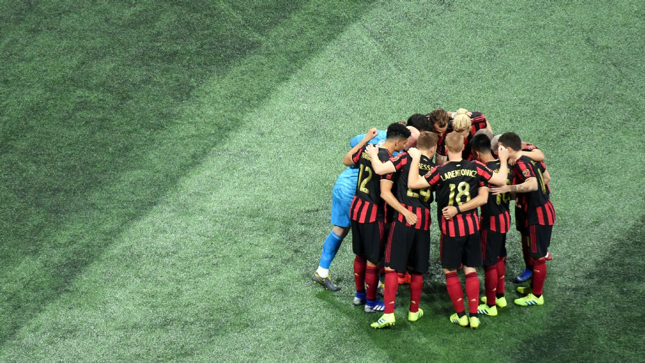 Atlanta United look nothing like the side that won the 2018 MLS Cup. What's gone wrong so far in 2019?