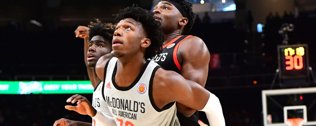 a1df1abbaee7 2020 NBA mock draft  New top three prospects