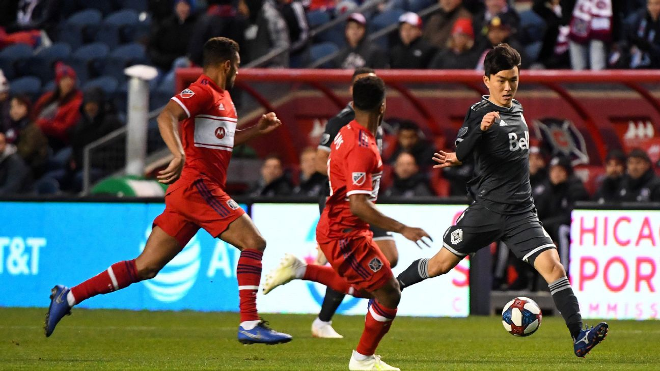 Nikolic rescues Fire in draw with Whitecaps after early mishap