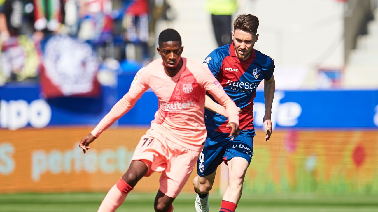In just his second first-team appearance, Barcelona's Riqui Puig showed why he is one the club's most heralded youngsters.