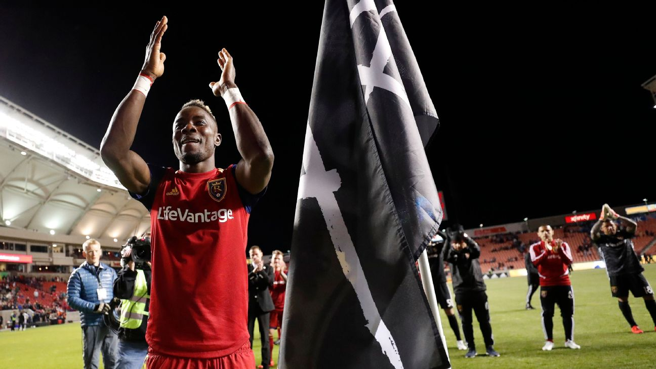 Real Salt Lake ends skid with win over Orlando City