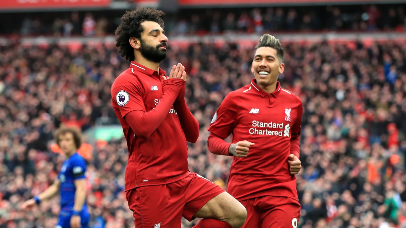 Image result for Mohamed Salah and Roberto Firmino miss Liverpool's Champions League tie with Barcelona